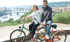 bike tour prague